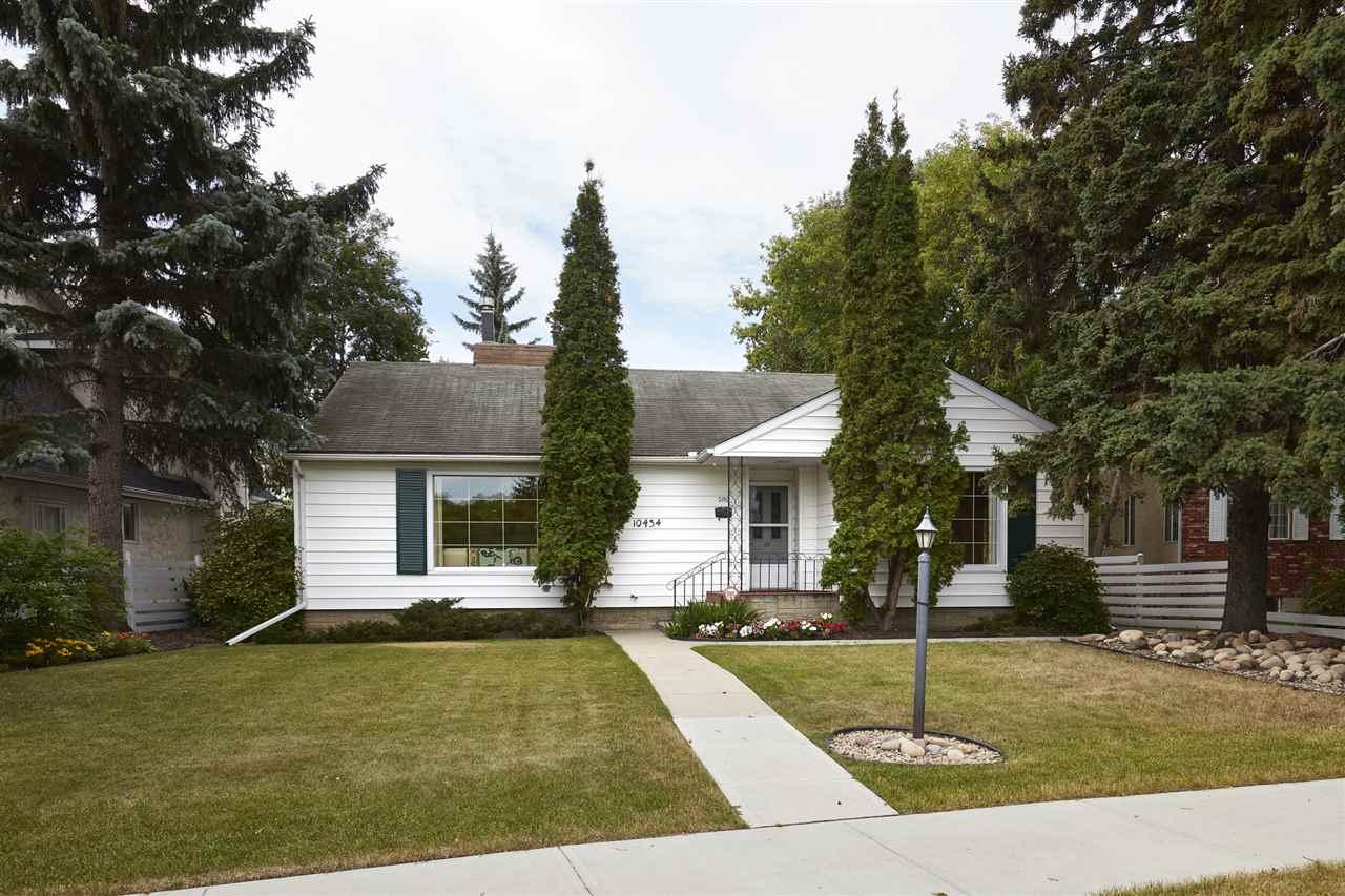 10434 CONNAUGHT Drive, Edmonton, AB T5N 3J4