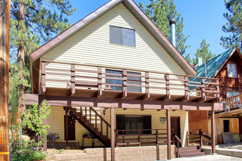 681 Berkley Lane, Big Bear Lake, CA 92315
