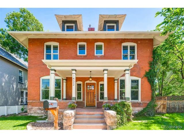 1432 Clayton Street, Denver, CO 80206
