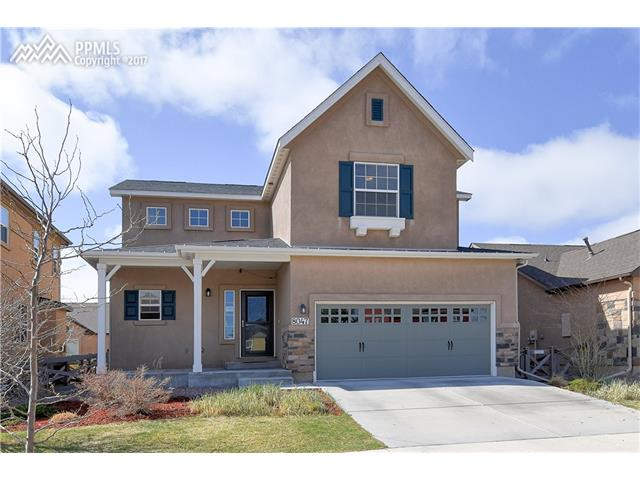8047 Silver Birch Drive, Colorado Springs, CO 80927