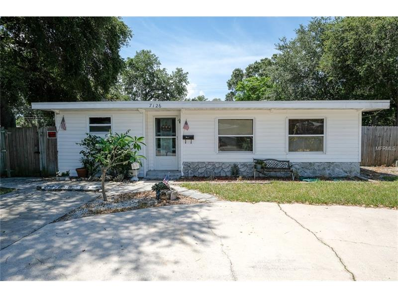 7126 5TH AVENUE N, ST PETERSBURG, FL 33710