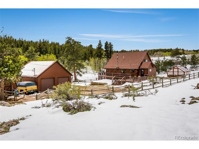 176 Bonnie Road, Nederland, CO 80466