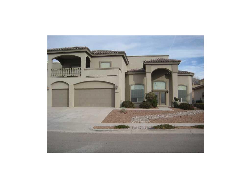 6368 FRANKLIN CREST, El Paso, TX 79912