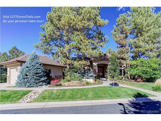 1277 Forest Trails Drive, Castle Pines, CO 80108