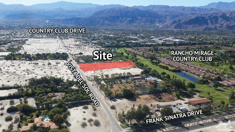 Vista Del Sol Road, Rancho Mirage, CA 92270