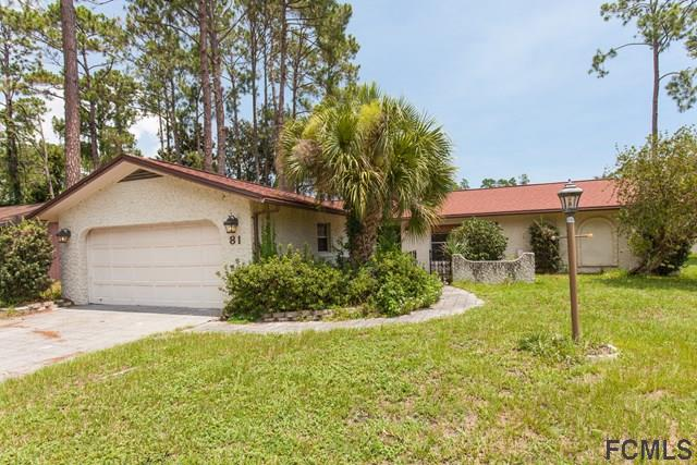 81 Beechwood Dr, Palm Coast, FL 32137