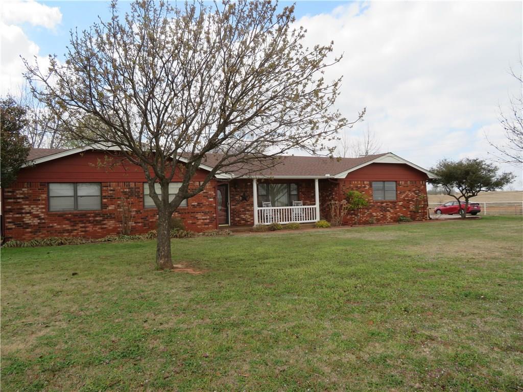 14500 N County Road 3060, Lindsay, OK 73052