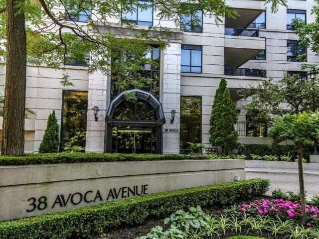 38 Avoca Ave 1205, Toronto, ON M4T 2B9