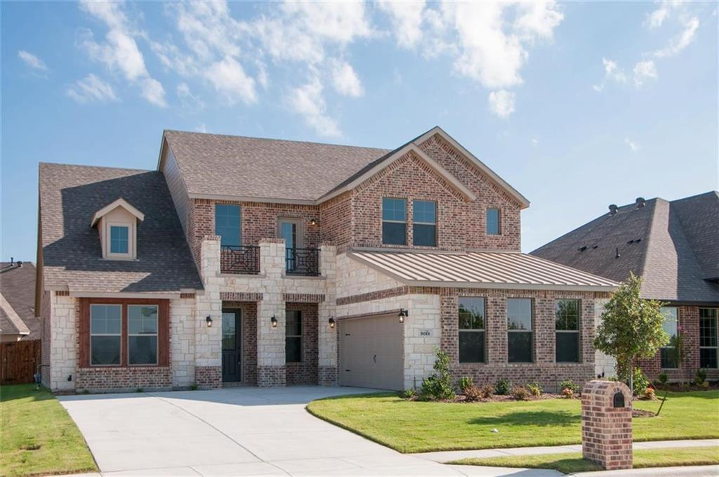 5016 Chisholm View Drive, Fort Worth, TX 76123