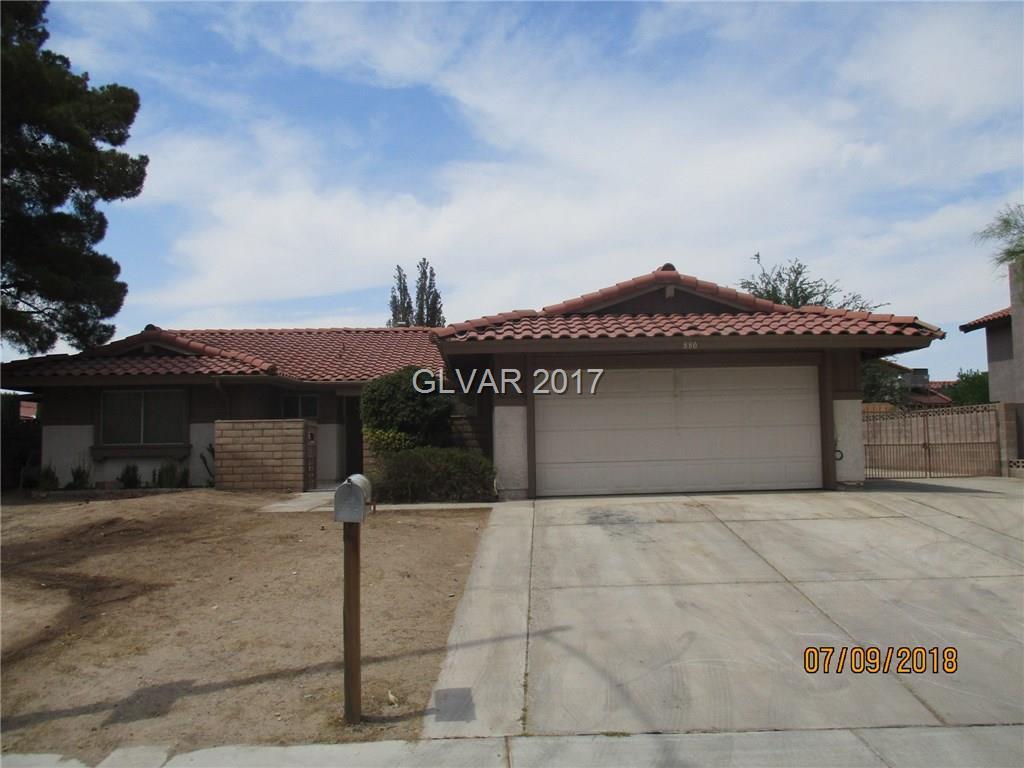 880 ELDORADO Lane, Las Vegas, NV 89123