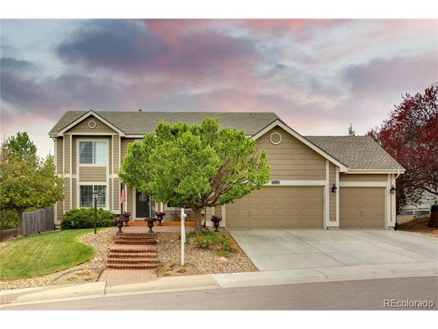 7838 Barkway Court, Lone Tree, CO 80124