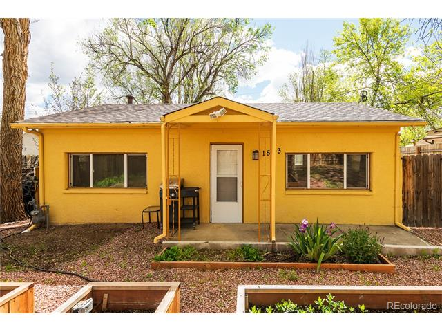 1503 Arch Street, Colorado Springs, CO 80904