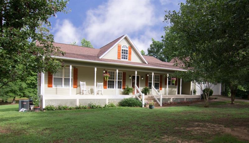 45 Tillman Lane, Crawford, GA 30630
