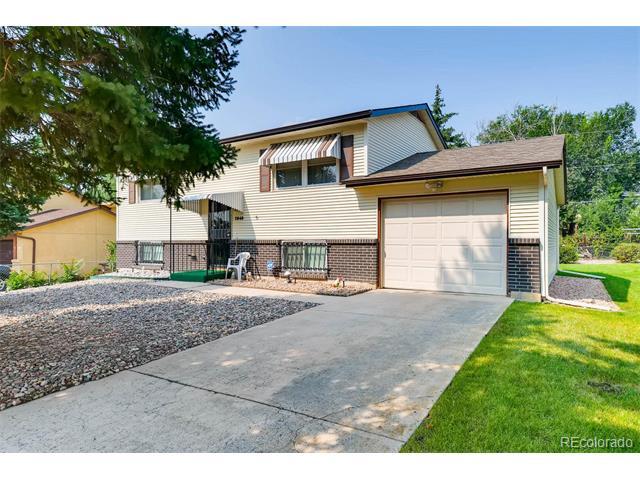 2040 Flintwood Drive, Colorado Springs, CO 80910