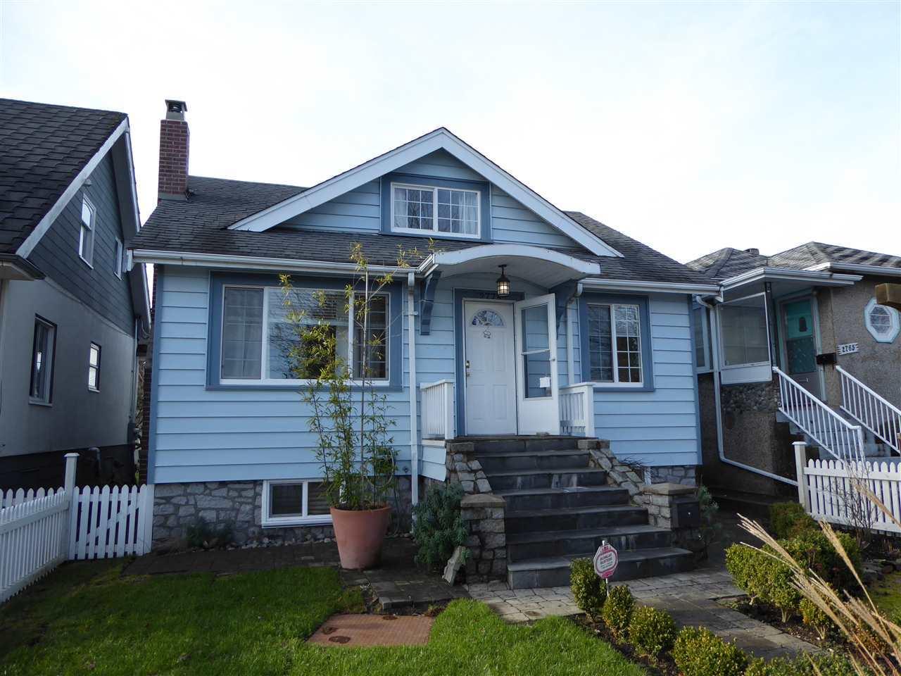 2779 NANAIMO STREET, Vancouver, BC V5N 5E9