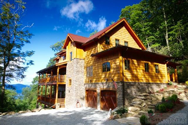 Eagles nest homes for sale for Banner elk home builders