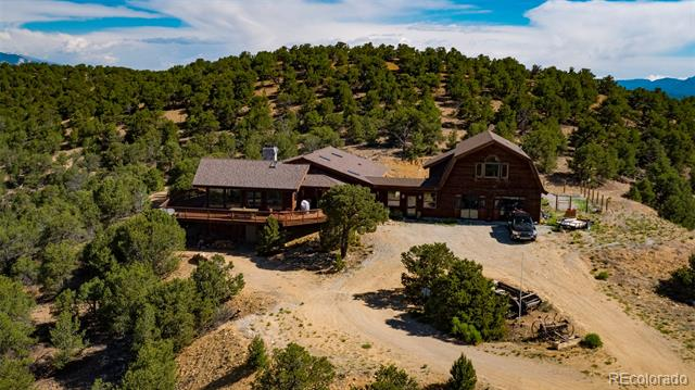 11998 Saddle Ridge Lane, Salida, CO 81201