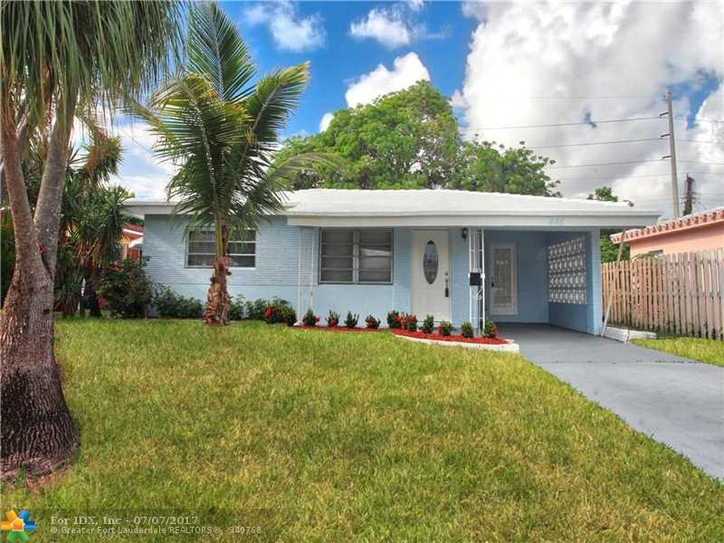 448 NW 45th St, Oakland Park, FL 33309