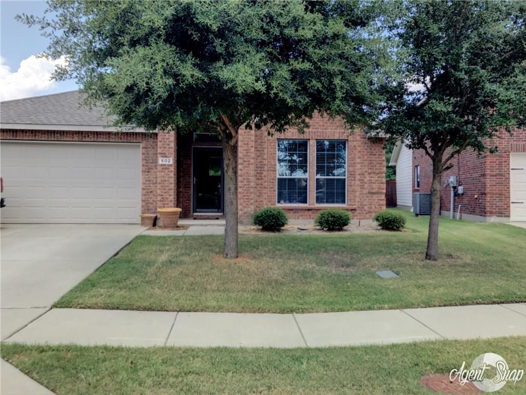 502 Arthur Drive, Lavon, TX 75166