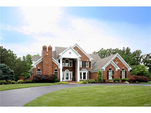 13008 Bramblewood Acres Lane, Town and Country, MO 63141