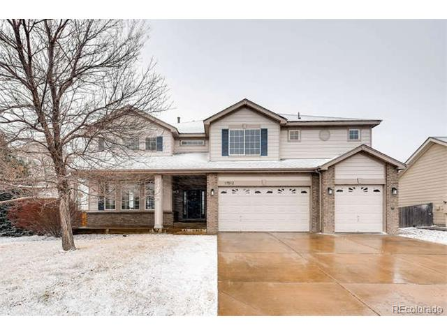 17512 E Pondlilly Drive, Parker, CO 80134