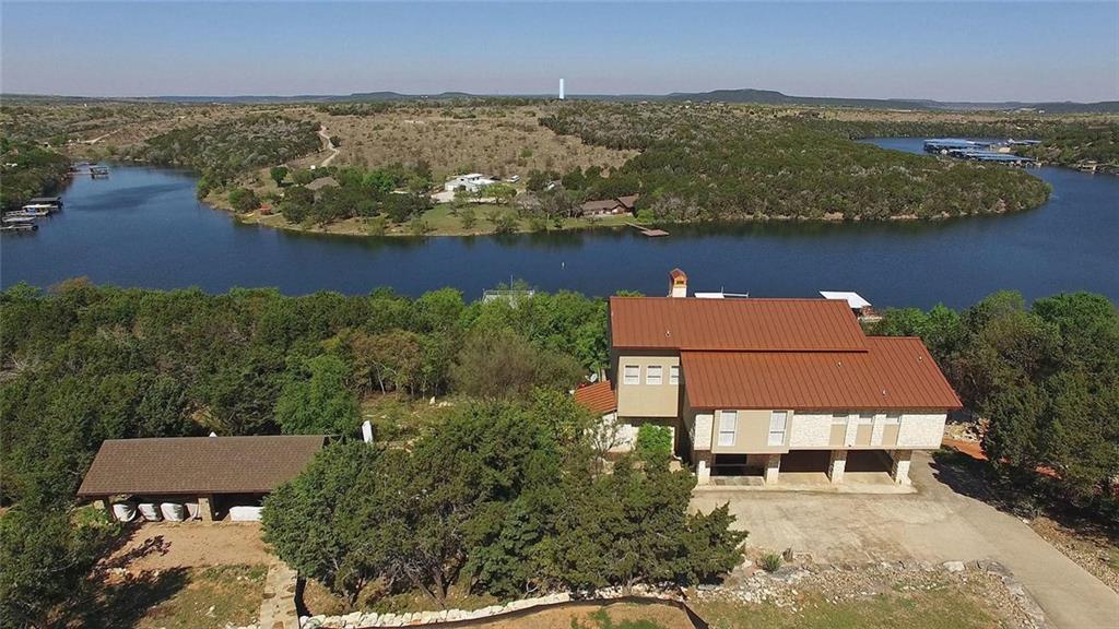 523 Neeleys Slough Drive, Possum Kingdom Lake, TX 76449