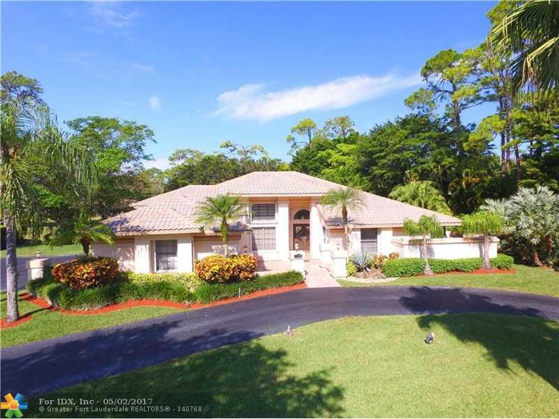 5522 W LEITNER DR, Coral Springs, FL 33067