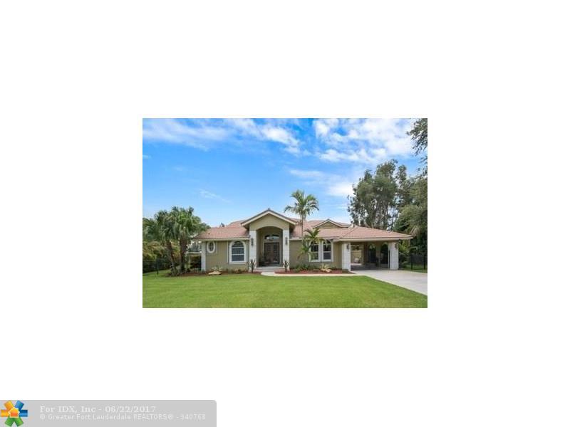 15142 SW 25th St, Davie, FL 33326
