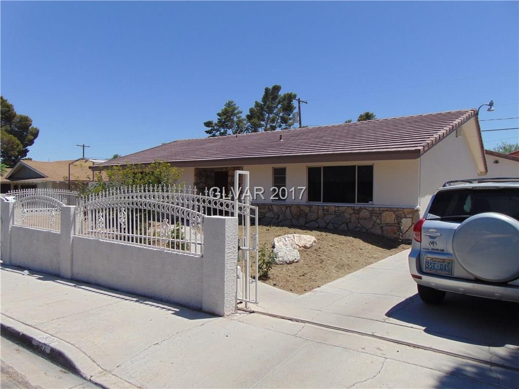 1804 GRIFFITH Avenue, Las Vegas, NV 89104