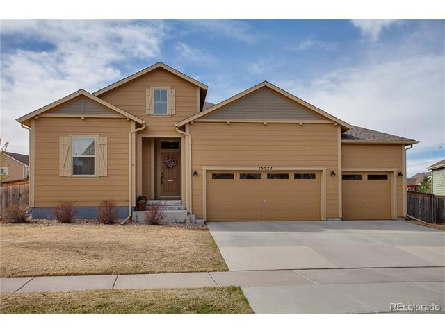 15522 Angelica Drive, Parker, CO 80134