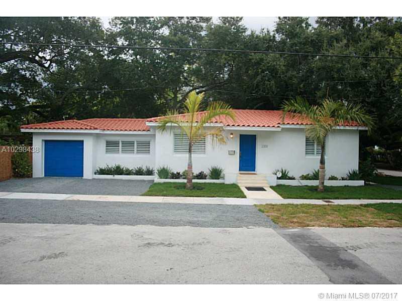 2301 TRAPP AVE, Coconut Grove, FL 33133