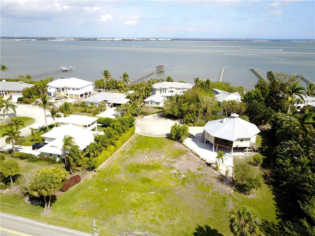 Enjoy the splendor of South Sewall's Point! Build your special home on a cul-de-sac lot that has good potential to offer Intracoastal views. This is a unique opportunity to live in a secluded small town surrounded by million dollar homes and yet be very close to the beaches and close to all the amenities offered in Stuart and Jensen Beach. Excellent schools in the area. Lot is just over 1/3 acre and cleared.