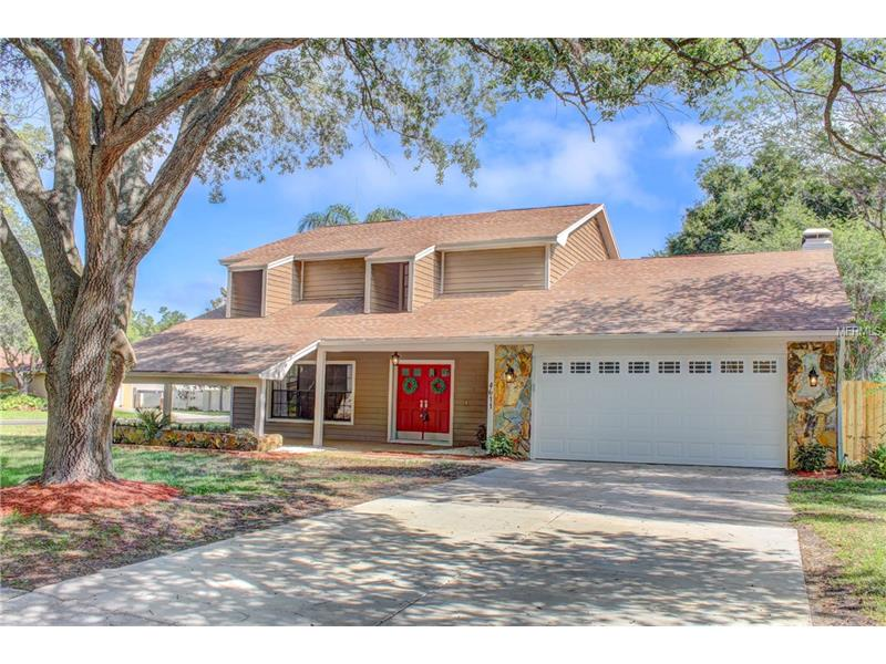 4611 PLAYER COURT, TAMPA, FL 33624