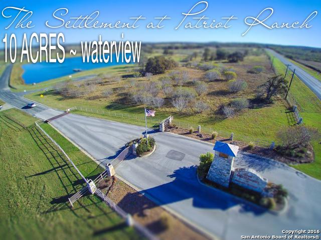 LOT 2 Settlement Way, Luling, TX 78648