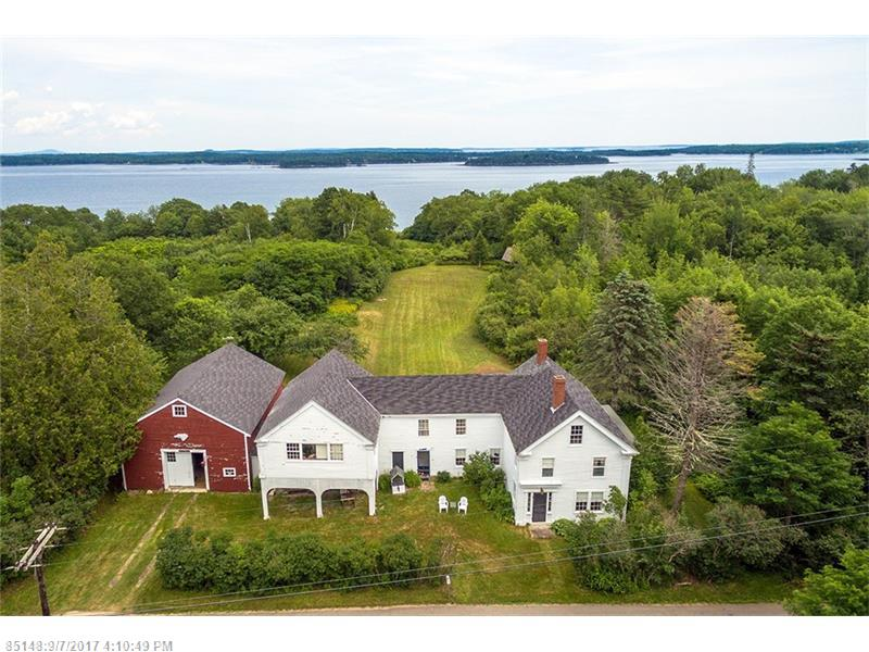 36 Shore RD , Northport, ME 04849