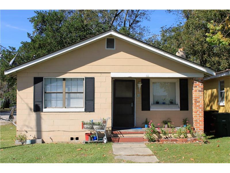 43 Lissner, Savannah, GA 31408
