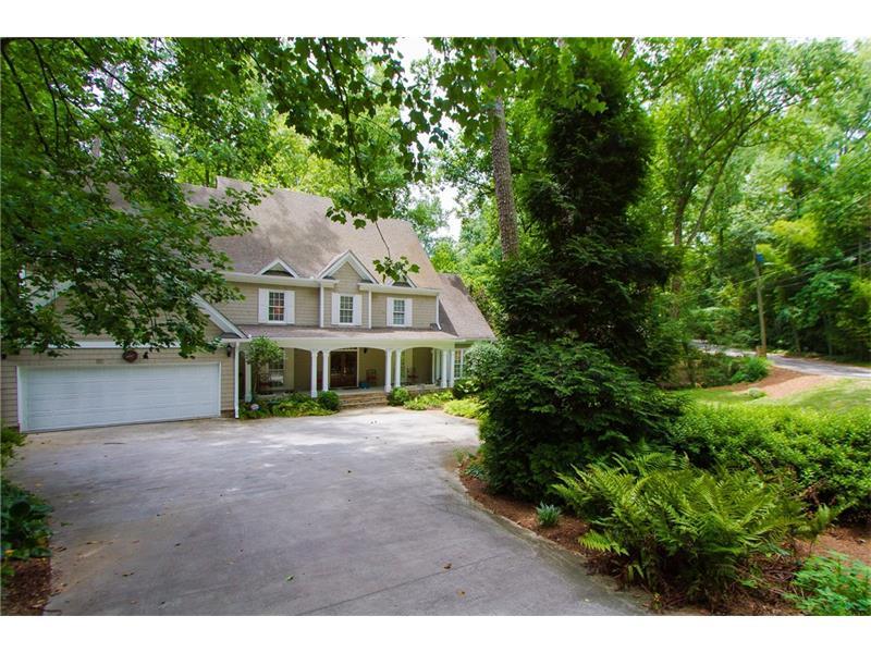 440 NW Hillside Drive, Atlanta, GA 30342