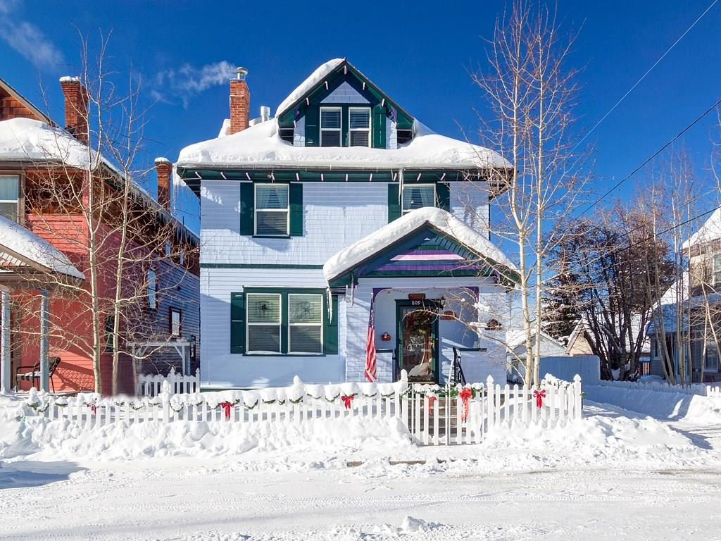 809 Spruce, LEADVILLE, CO 80461