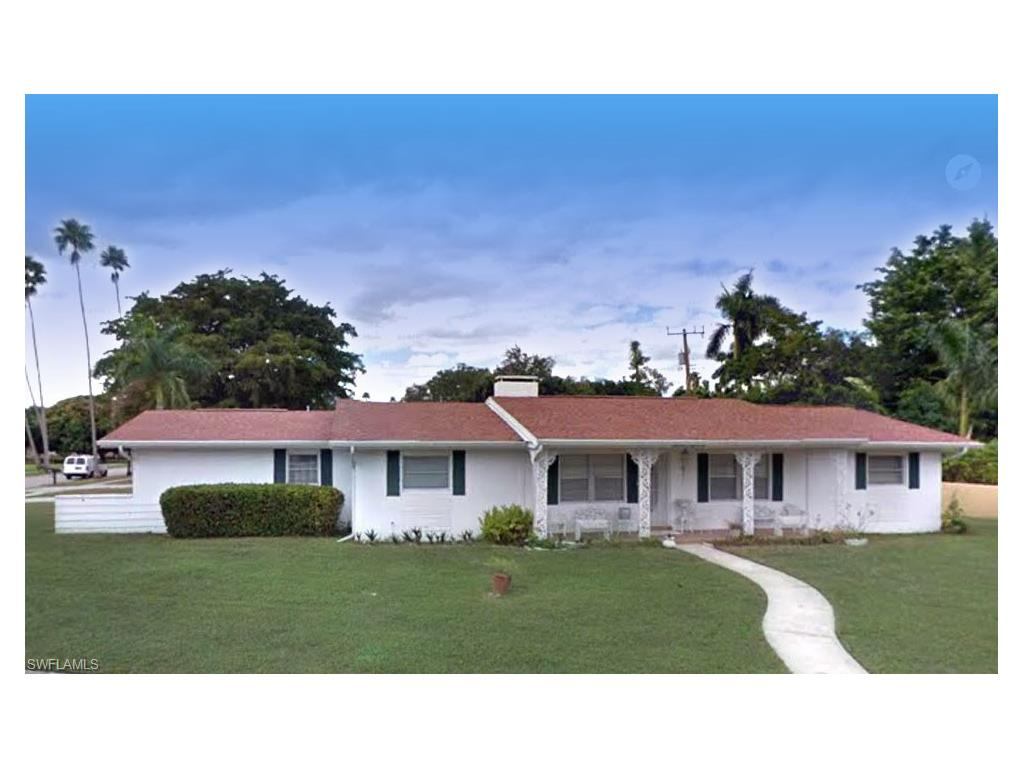 3722 Oxford ST, FORT MYERS, FL 33901