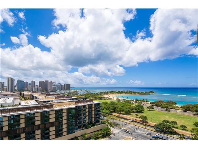 1350 Ala Moana Boulevard 1812, Honolulu, HI 96814