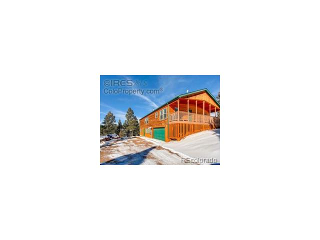 361 Elk Creek Drive, Divide, CO 80814