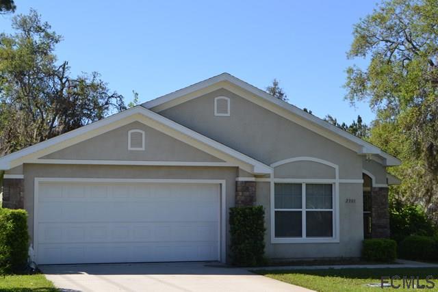 2301 Stonebridge Way, Flagler Beach, FL 32136
