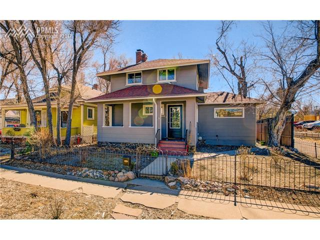 119 E Madison Street, Colorado Springs, CO 80907