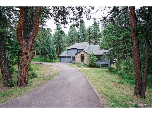 3774 Valley Drive, Evergreen, CO 80439