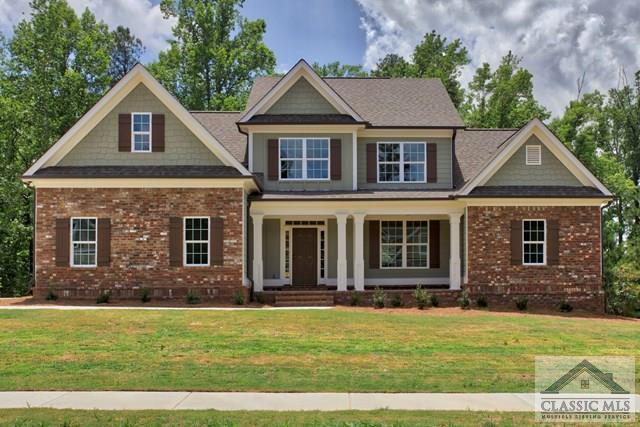 1633 Whitlow Creek Drive - Lot 28F, Bishop, GA 30621