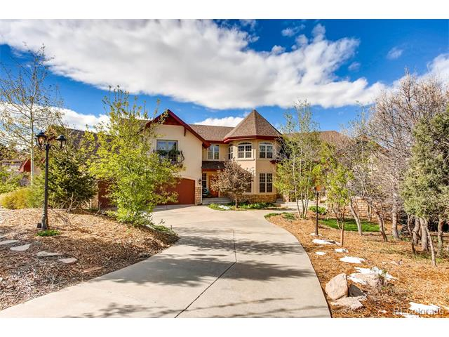 6361 Lost Canyon Ranch Road, Castle Rock, CO 80104