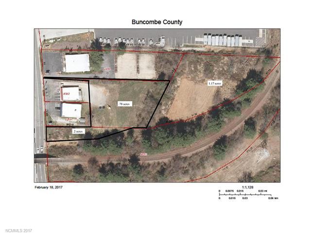 999 Hendersonville Road .98 acres, Arden, NC 28704