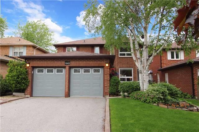 1043 Riverview Cres, Pickering, ON L1V 4M7