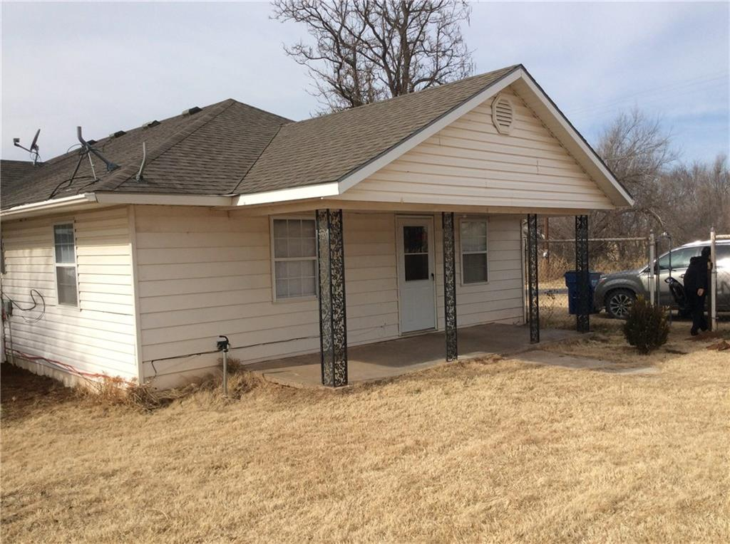 211 N 2nd Gracemont, Gracemont, OK 73042