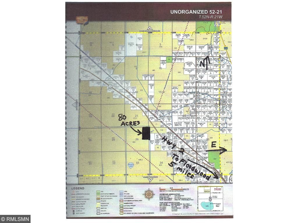 XXX Hwy 2, Floodwood, MN 55736